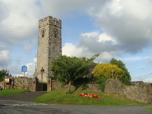 Jeffreyston, Church, Pembrokeshire © Ruth Sharville